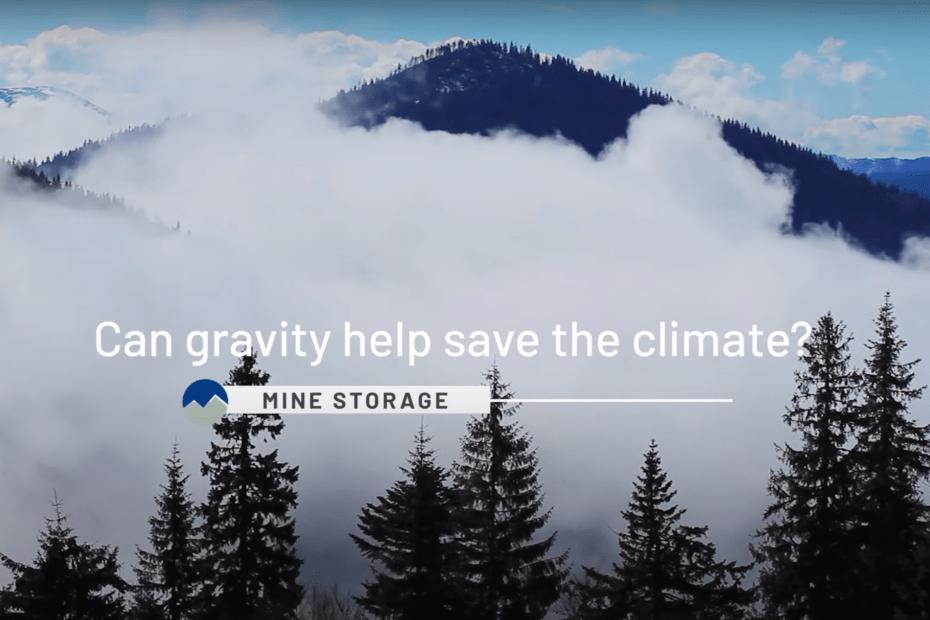 Mine Storage Pitch Video